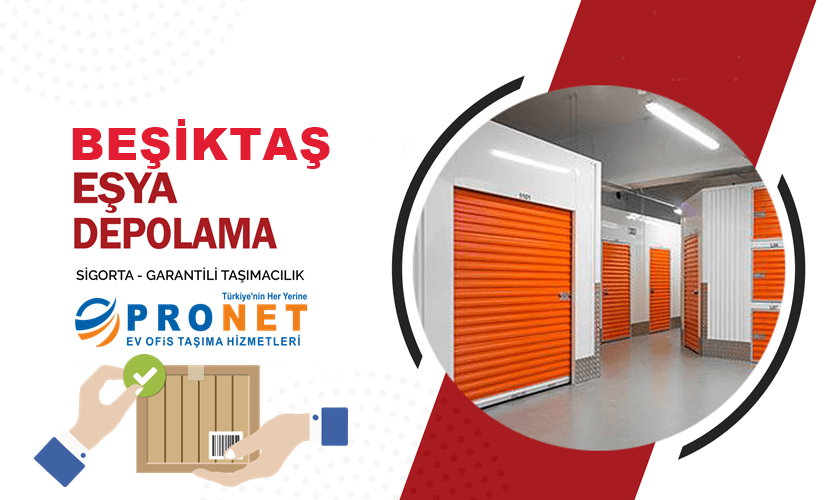 depolama-pronet-21 Beşiktaş Eşya Depolama